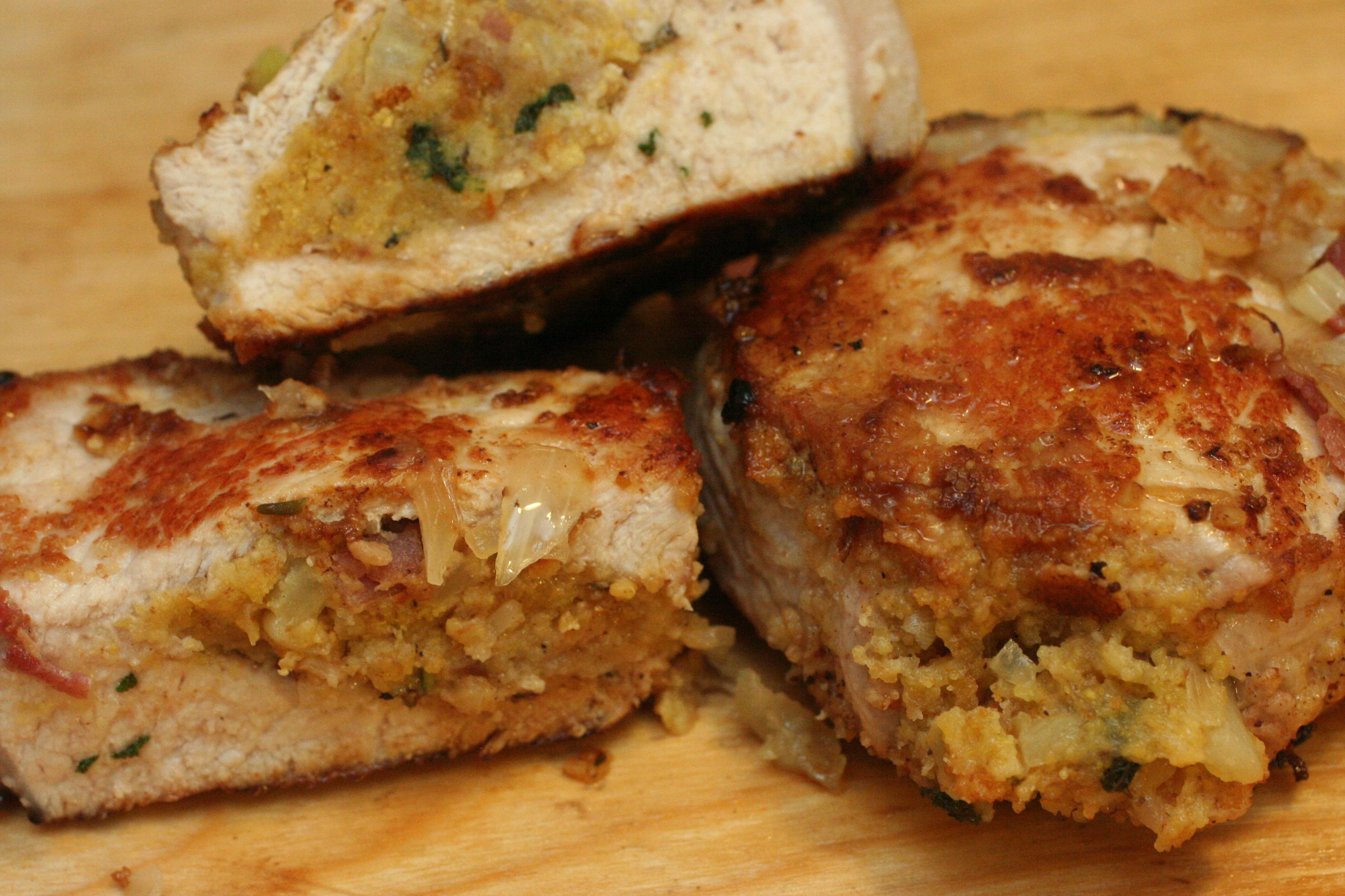 pork chops i stuffed pork chops iii recipe stuffed pork chops recipe ...