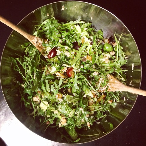 tiffani farm salad